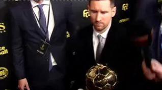 Messi tranquiliza a la afición tras insinuar que su retirada está cerca