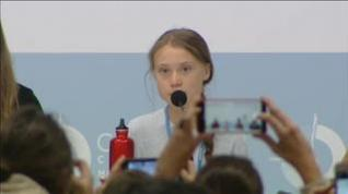 """Greta Thunberg cede su voz a otros jóvenes: """"Mi historia se ha contado muchas veces"""""""