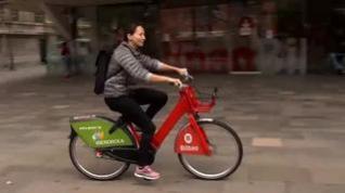 Cada vez se usa más la bicicleta para deplazamientos habituales