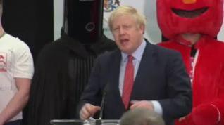 Aplastante victoria de Boris Johnson en las elecciones de Reino Unido