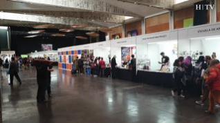Un Salón del Cómic lleno de propuestas, en la Sala Multiusos de Zaragoza