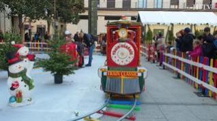 6 espacios mágicos para los niños en la Feria de Navidad de Zaragoza