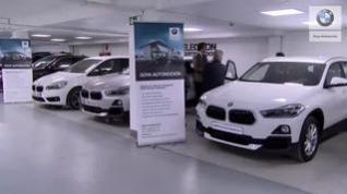 BMW Premium Selection, el departamento de coches seminuevos en Goya Automoción