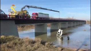Muere un joven de 25 años en un accidente en la A-126, en Torres de Berrellen