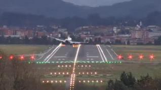 Aterriza como puedas... en Bilbao
