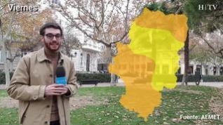 ¿Cómo va a afectar el nuevo temporal a Aragón?