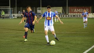 Fútbol. Segunda B- SD Ejea vs. Levante B.