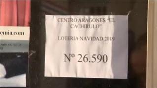 Así se ha celebrado el Gordo en toda España