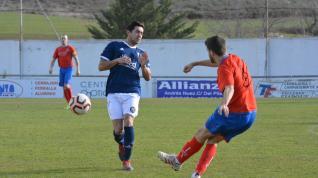 Fútbol. Regional Preferente- Alcorisa vs. Caspe.