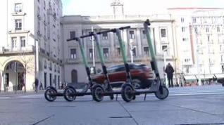 Más de 300 accidentes provocados por patinetes eléctricos en ciudades españolas