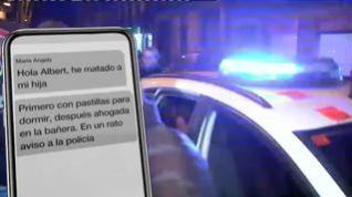 La madre que mató a su hija en Girona confesó el crimen a un periodista