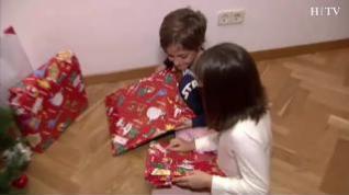 Papá Noel, Reyes Magos... ¿Están los niños hiperregalados?