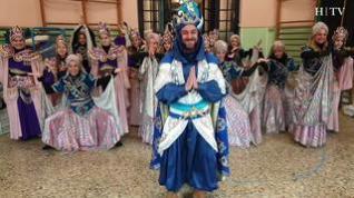 Los Reyes Magos llegan este domingo a Valdespartera antes de iniciar la cabalgata