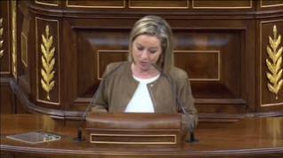 Ana Oramas avanza que votará 'no' a Sánchez