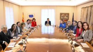 Así podría ser el Gobierno de Pedro Sánchez