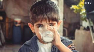 Esto es lo que deben y no deben beber los niños hasta los 5 años