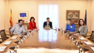 Cuatro vicepresidencias para Sánchez, tres de ellas ocupadas por mujeres