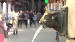 Teruel saca provecho del boicot