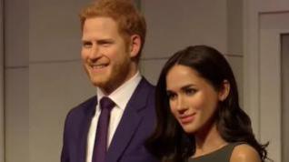 El museo de cera de Londres reacciona al anuncio de los duques de Sussex