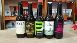 5 cervezas artesanas de Aragón con un toque sorprendente