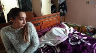 """Vanesa Escudero, okupa: """"Lo único que pido es que no me dejen en la calle"""""""
