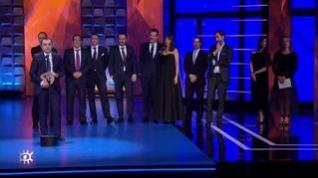 'La trinchera infinita' se alza con el Premio Forqué a la mejor película