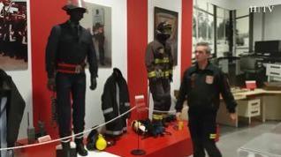 """Carlos Gracia, bombero: """"No me creía que todas las comprobaciones fueran de muerte"""""""