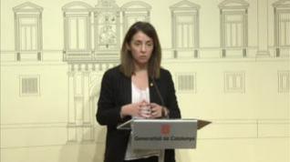 El independentismo llevará a la mesa de diálogo la autodeterminación, el fin de la represión y la amnistía