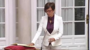 María Gámez, nueva directora de la Guardia Civil