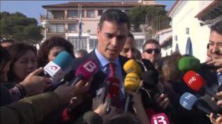 """Sánchez a los afectados por el temporal: """"No vamos a escatimar ningún recurso"""""""