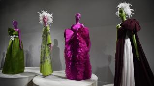 Desfiles de moda sin modelos