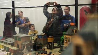Exposición de Playmobil en Zaragoza