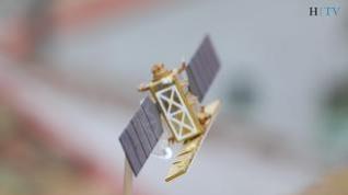 El ingeniero Ramón Torres vela vía satélite por su Pedrola