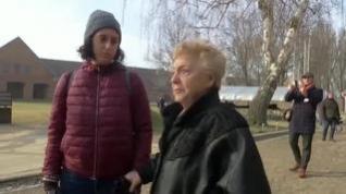 Doscientos supervivientes vuelven a Auschwitz en su 75 aniversario