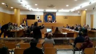 La tremenda bronca en la Asamblea de Ceuta que ha obligado a suspender el pleno