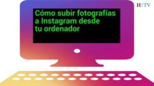 Cómo subir fotografías a Instagram desde un ordenador