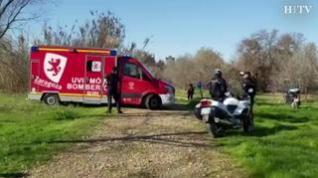 Encuentran con vida a orillas del Ebro al anciano de 83 años desaparecido