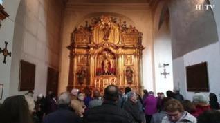 Zaragoza celebra la festividad de San Blas