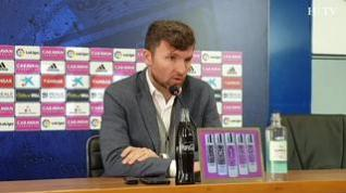 El Zaragoza amplía el contrato de James hasta 2023 y quiere renovar a Eguaras