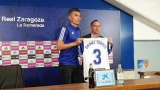 """Daniel Torres: """"Me uno al equipo para conseguir el gran objetivo"""""""