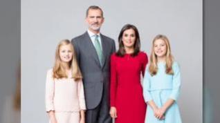 La familia real renueva sus retratos fotográficos oficiales