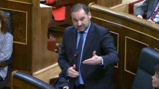 Ábalos acusa al PP de poner en cuestión la credibilidad de España tras su encuentro con Rodríguez