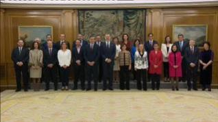 Felipe VI preside este martes el Consejo de Ministros