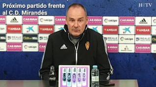 """Víctor Fernández: """"Sabemos contra quién jugamos este miércoles, nos lo van a poner muy difícil"""""""
