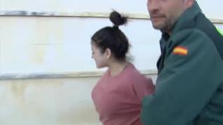 Prisión para la detenida por el crimen de Broto