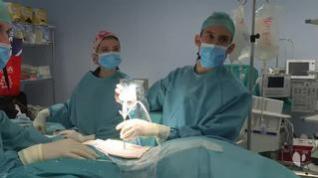 Quirónsalud realiza una cirugía revolucionaria para la patología de columna