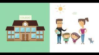 Las familias podrán escolarizar a los niños de 3 años del 11 al 17 de marzo