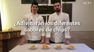 ¿Sabrías diferenciar 4 sabores distintos de patatas chips?