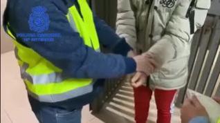 Detenido en Murcia el joven que agredió a su pareja y al hombre que acudió a socorrerla