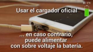 5 consejos para prolongar la batería del móvil
